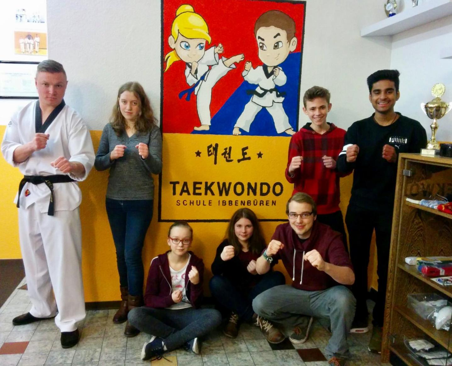 Taekwondo Ibbenbüren