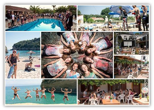 Anmeldestart Korfu Jugendlager 2021